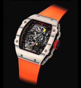 Richard Mille Tourbillon RM 27-02