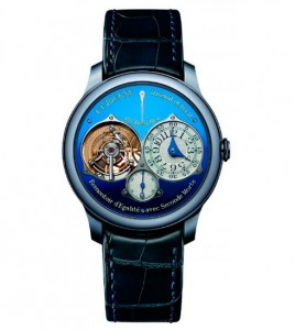F.P. Journe Tourbillion Souverain Blue
